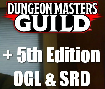 D&D 5th Edition SRD and 5ex5