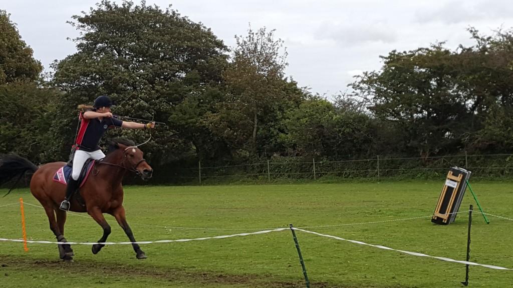 British Horseback Archery Association National Championships 2015