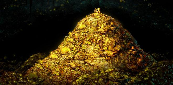 Too Much Treasure?