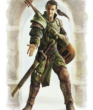 Rolemaster Professions – The Bard