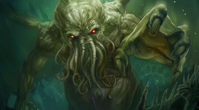 Tomes of Cthulhu by another route