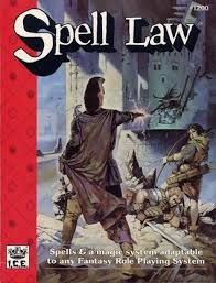 rolemaster spell law pdf