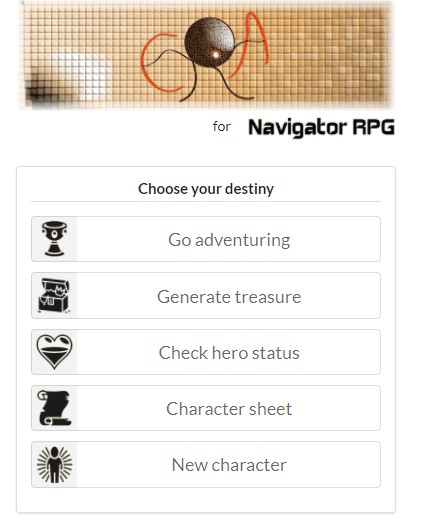ERA for Navigator RPG