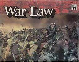 War Law (Rolemaster) [BOX SET]: Charlton, S. Coleman: 9781558060999:  Amazon.com: Books